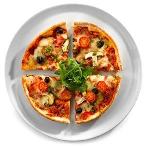 Royal Genware Pizza Plates 32cm