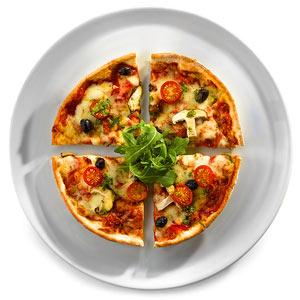 Royal Genware Pizza Plates 28cm