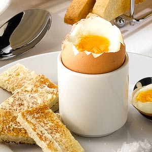 Royal Genware Egg Cup/ Toothpick Holder