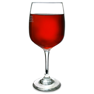 Sonoma Grandi Vini Wine Glasses 12.3oz LCE at 250ml