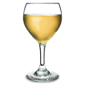 Teardrop Round Wine Glasses 8.5oz / 250ml