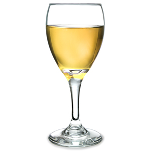 Teardrop Tear Wine Glasses 6.5oz / 190ml