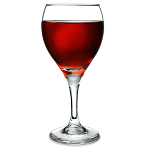 Teardrop Tear Wine Glasses 10.8oz / 320ml