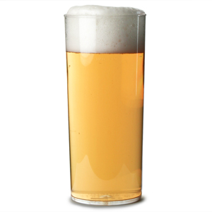 Econ Polystyrene Hiball Tumblers 12oz LCE at 10oz