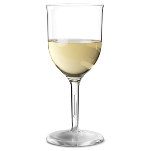Econ Polystyrene Wine Glasses 12oz / 340ml