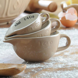 Mason Cash Measuring Cup Set