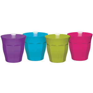 Colourworks Melamine Tumblers 7.9oz / 225ml