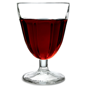 Roman Wine Glasses 7.4oz / 210ml