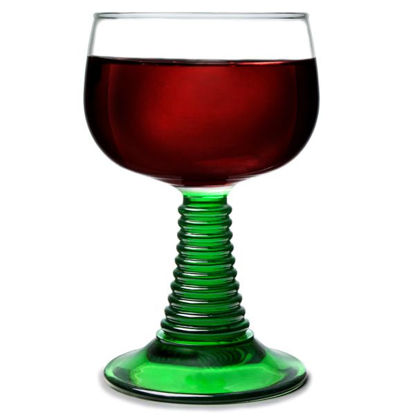 Romer Wine Glasses 4 9oz 140ml Drinkstuff