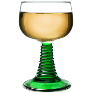 Arcoroc Romer Wine Glasses 9oz / 270ml (Pack of 12) Image