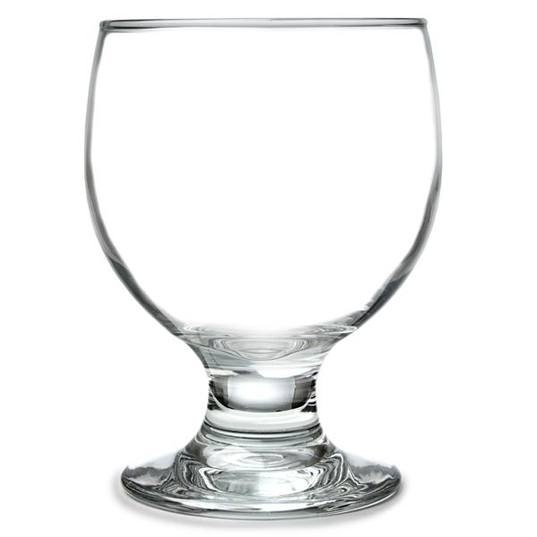 Embassy stacking wine goblets lce at 250ml drinkstuff - Short stemmed wine glass ...