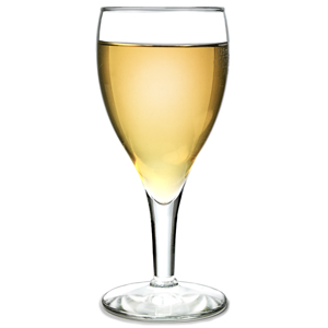 Hostellerie White Wine Glasses 6.7oz LCE at 125ml