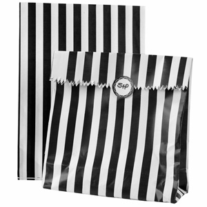 Monochrome Magic Black & White Favour Bags