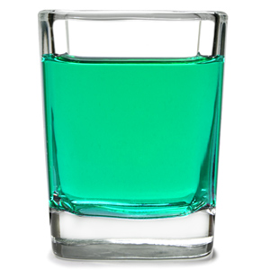 Quattro Shot Glasses 2.5oz / 70ml