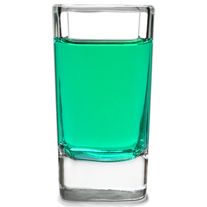 Quattro Shot Glasses 2.8oz / 80ml