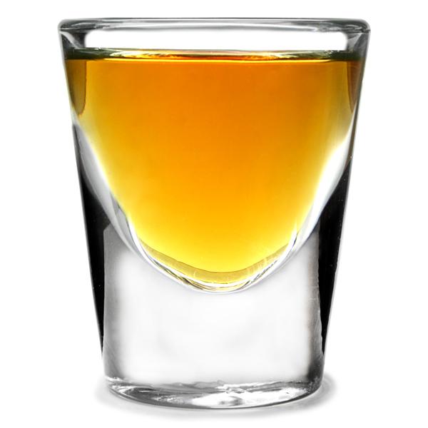 Cool Rum Glasses