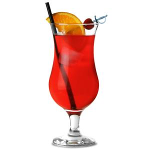 Entertain Hurricane Cocktail Glasses 14.8oz / 420ml