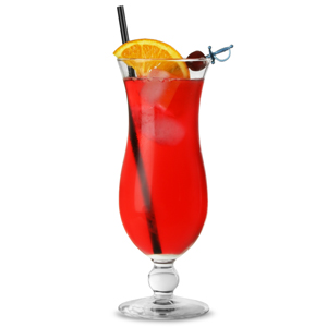 Squall Hurricane Cocktail Glasses 15oz / 420ml