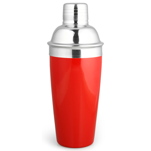 Red Cocktail Shaker