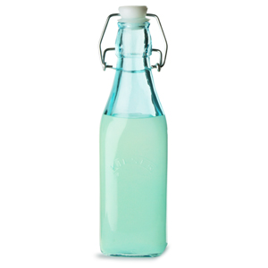 Kilner Clip Top Bottle Blue 250ml