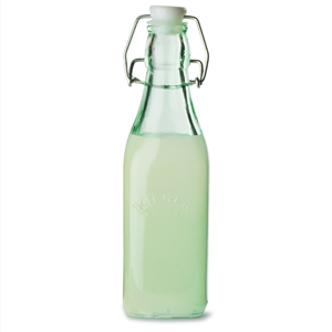 Kilner Clip Top Bottle Green 250ml