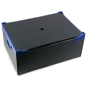 Universal Lids for Glassware Storage Boxes