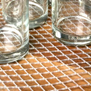 Sani-Dry Shelf Liner 5mtr