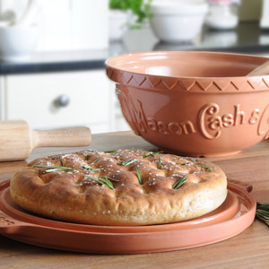 Mason Cash Terracotta Bread Baking Set