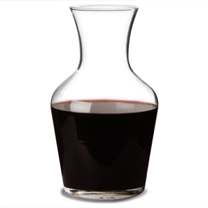 Vin Carafe 352oz 1ltr Case Of 6