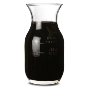 Duralex Wine Carafe 9oz LGS at 125/175/250ml