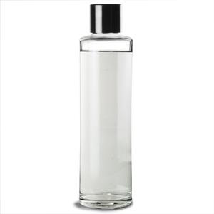 Tall Black Cap Bottle 24oz / 700ml