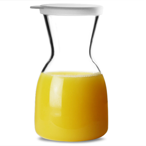 Polycarbonate Carafe with Clip Lid (17.6oz / 500ml)