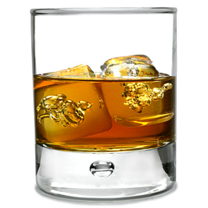 Original Disco Whisky Glasses 7oz / 200ml