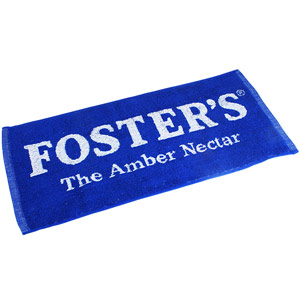 Foster's Bar Towel