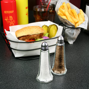 Lighthouse Salt Shaker