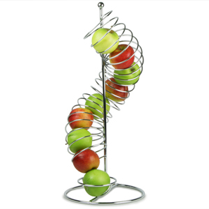Spiral Vertical Fruit Basket