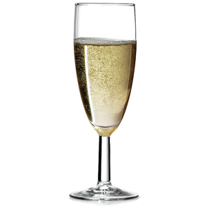 Ballon Champagne Flutes 6oz / 170ml
