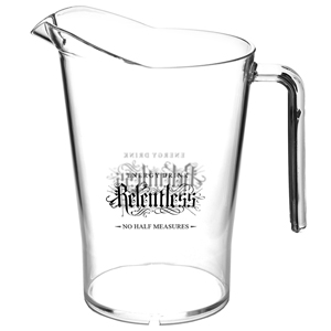 Relentless Plastic Jug 66.5oz / 1.9ltr
