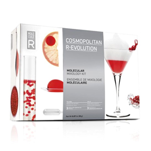 Cosmopolitan R-EVOLUTION Molecular Mixology Kit