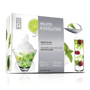 Mojito R-EVOLUTION Molecular Mixology Kit
