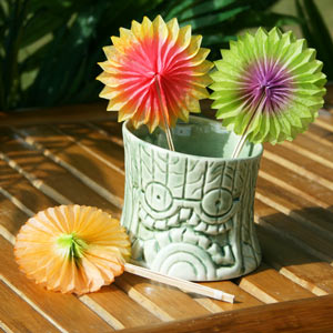 Short & Stubby Tiki Mug 8oz / 235ml