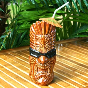Tikinator Tiki Mug 20oz / 590ml