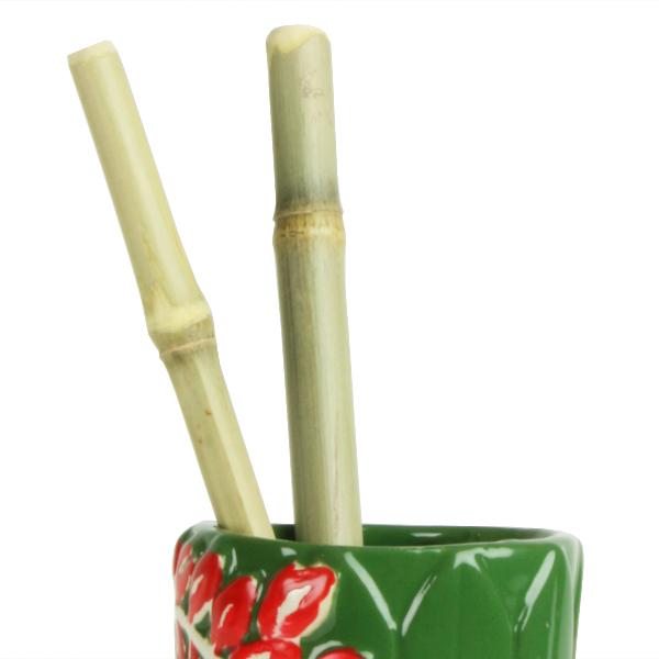 Reusable Bamboo Straws At Drinkstuff