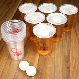 Image of Beer Pong Set