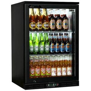 Rhino GreenSense Plus Milan 600H Glass Hinged Door Bottle Cooler