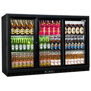 Rhino GreenSense Cold 1350S Glass Sliding Door Bottle Cooler