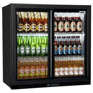 Rhino GreenSense Plus Monaco 900S Glass Sliding Door Bottle Cooler
