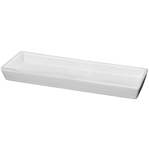 Royal Genware Rectangular Tray 28 x 8cm