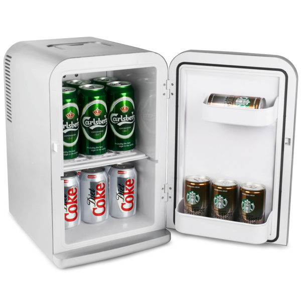 Chillmate Thermoelectric Mini Fridge Cooler And Warmer