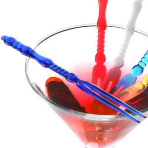 Plastic Cocktail Forks